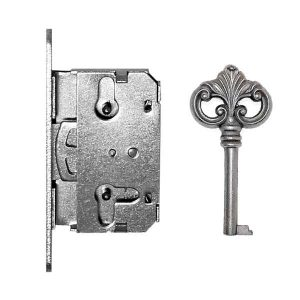 Iekaļama mēbeļu slēdzene